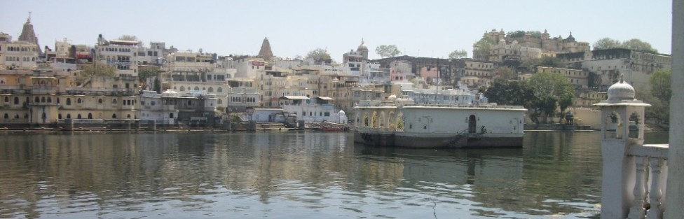 Udaipur… then and now